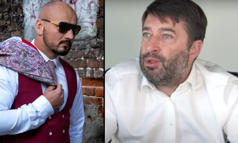 """Andrzej Wasilewski o negocjacjach z Arturem Szpilką. """"Przychodzi, siada i mówi, że macie zapłacić..."""""""