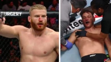 Reakcja Jana Błachowicz i gratulacje dla nowego mistrza UFC! Francis Ngannou zdemolował Stipe Miocica.