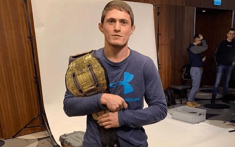 Shamil Musaev chce walczyć o mistrzostwo KSW