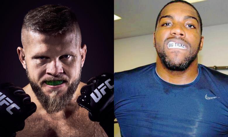 Marcin Tybura vs. Walt Harris odbędzie się w czerwcu na UFC Fight Night