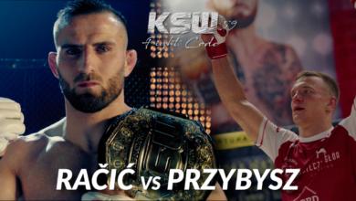 KSW 59: Antun Račić vs Sebastian Przybysz 2 - TrailerKSW 59: Antun Račić vs Sebastian Przybysz 2 - Trailer