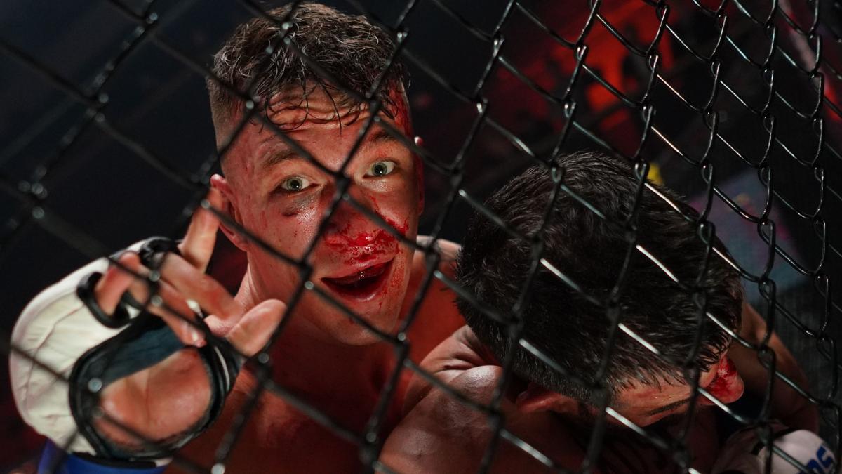 Sebastian Przybysz nowym mistrzem KSW po kapitalnej walce z Antunem Racicem! [WIDEO]