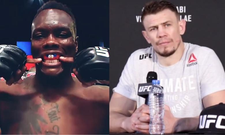 Doniesienia: Ovince Saint Preux vs. Maxim Grishin planowane na czerwcową galę UFC