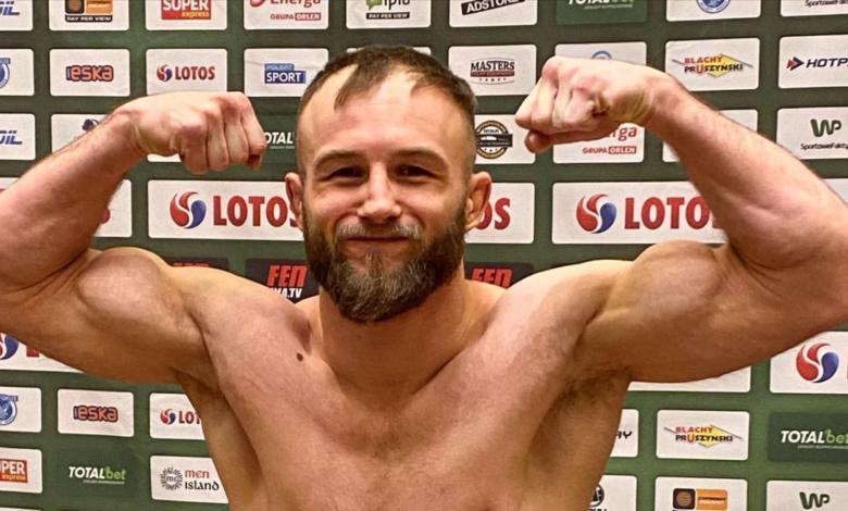 Mateusz Rębecki podpisał kontrakt z Firts Round Management. Ostatni krok do UFC?