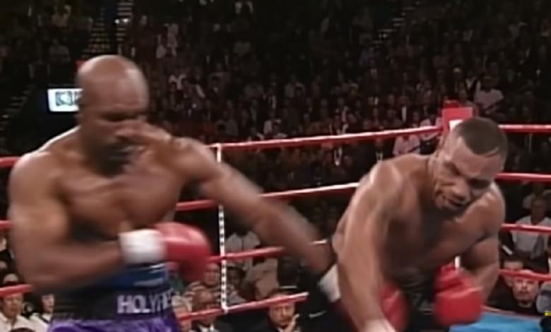 Tyson - Holyfield
