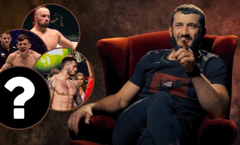 Szef KSW zdradza potencjalnych rywali Mameda Khalidova! Jest szansa na walkę z byłym mistrzem UFC.