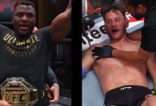 Francis Ngannou nowym mistrzem UFC! Brutalnie znokautował Stipe Miocica [WIDEO]