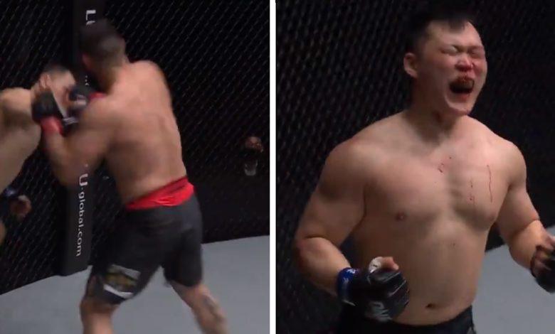 One Championship: Potężny nokaut w walce wieczoru. Ji Won Kang wygrywa w pierwszej rundzie [WIDEO]