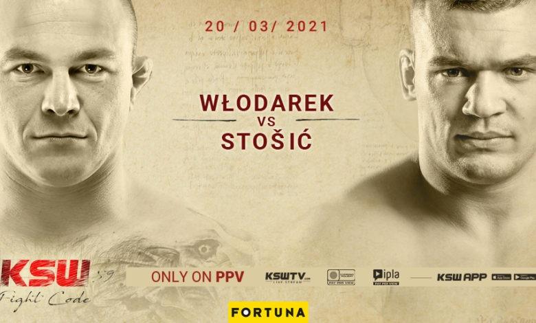 Michał Włodarek powraca i zawalczy na KSW 59! Jego rywalem były zawodnik UFC!