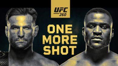 UFC 260: Miocic vs Ngannou 2 - Gdzie oglądać?