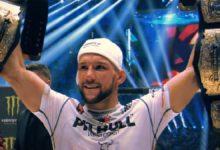 Droga Mateusza Gamrota do UFC