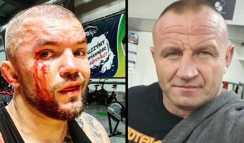 """Doniesienia: Mariusz Pudzianowski powraca na KSW 61. Jego rywalem będzie... Łukasz """"Juras"""" Jurkowski!"""