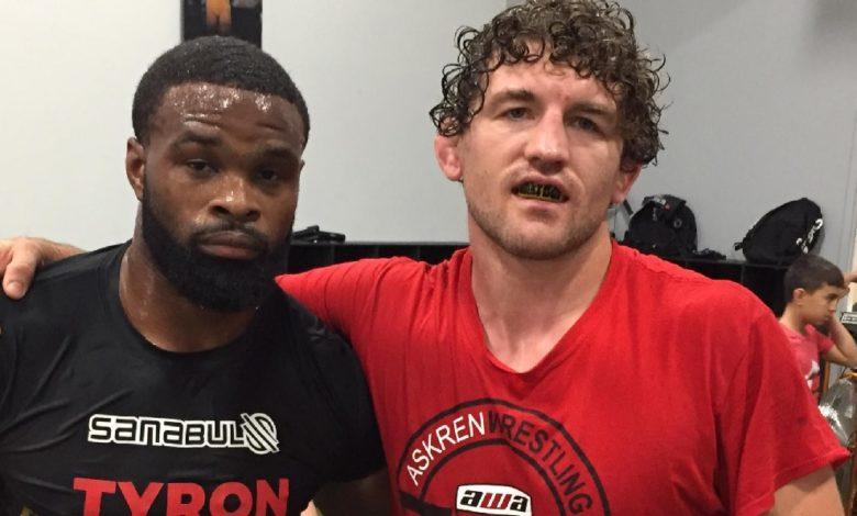 Ujawniono zarobki Bena Askrena i Jake'a Paula! Askren zarobi ponad dwa razy więcej niż za ostatnią walkę w UFC!
