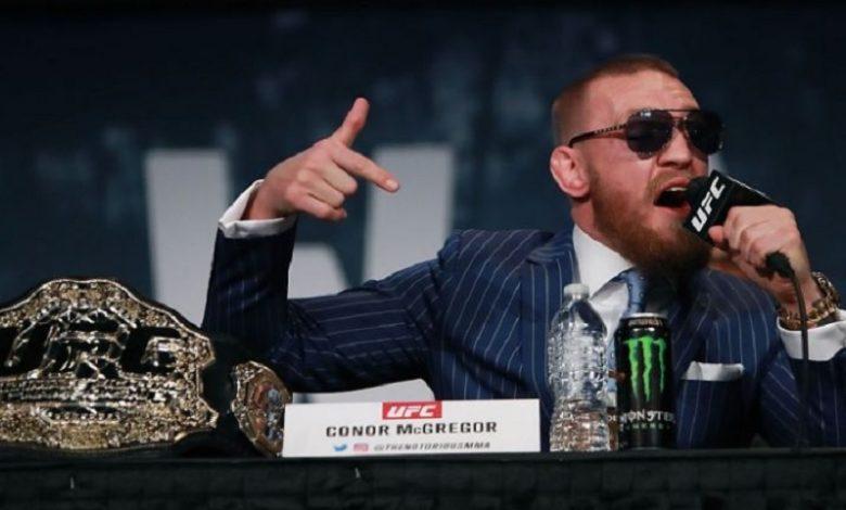 """Conor McGregor zapowiada """"absolutny rozpier**l"""" w walce z Poirierem. Kontrakt na trylogię podpisany!"""