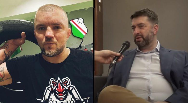 """Promotor Andrzej Wasilewski atakuje Łukasza Jurkowskiego. """"U nas jest Marcin Najman, u was Juras. Wolę naszego..."""""""