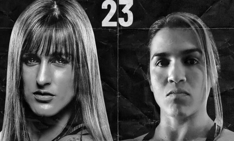 Niepokonana Ewelina Woźniak zawalczy z Elizabeth Rodrigues na gali Oktagon MMA 23. Trzech Polaków na karcie walk.