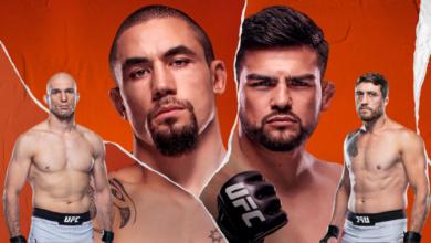 Gdzie oglądać UFC Vegas 24: Whittaker vs Gastelum z udziałem Bartosza Fabińskiego? Transmisja, stream online, live