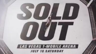 Bilety na galę UFC 264: Poirier vs. McGregor 3 sprzedały się w kilka minut! Ilość sprzedanych wejściówek robi wrażenie!