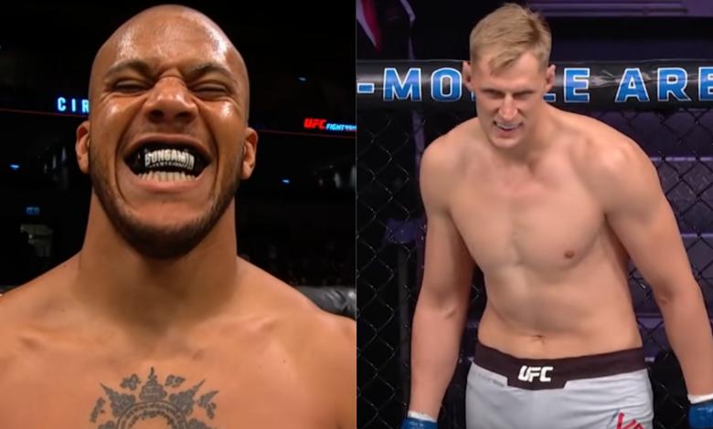 Doniesienia: Starcie Alexander Volkov vs. Ciryl Gane planowane na czerwcową galę UFC