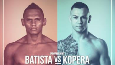 Łukasz Kopera vs. Herdeson Batista na gali ACA 121 już w piątek!