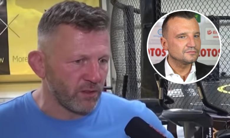"""Trener Robert Jocz z WCA Fight Team: """"To pokazuje skalę nieprofesjonalizmu FEN(...)Pan Jóźwiak mi powiedział - protestu nie składaj, bo go odrzucę""""."""