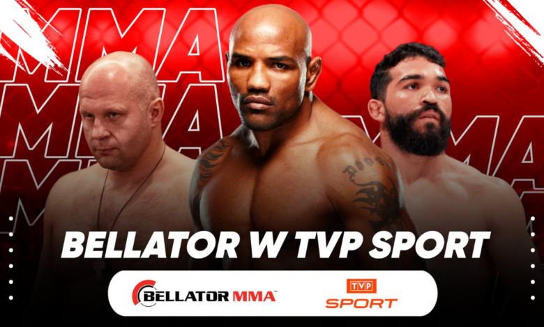 Gale Bellator MMA z transmisją w TVP SPORT!