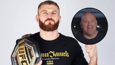 Jan Błachowicz zawalczy na UFC 266! Znamy rywala i datę pojedynku!