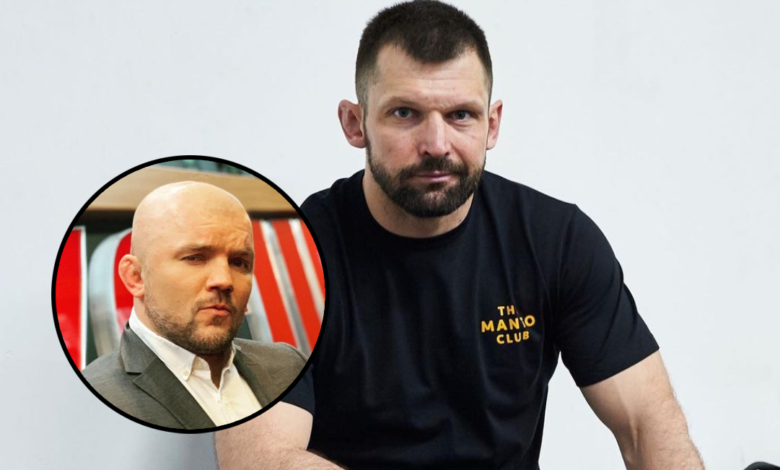 """Szymon Kołecki o walce z Jurasem: """"Nie mam propozycji walki z Łukaszem i mam nadzieję, że takiej nie będzie"""""""