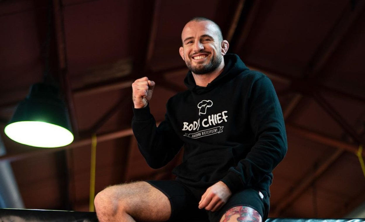 Borys Mańkowski, zanim wróci do klatki, chce stoczyć pojedynek bokserski! Rzucił wyzwanie Normanowi Parke