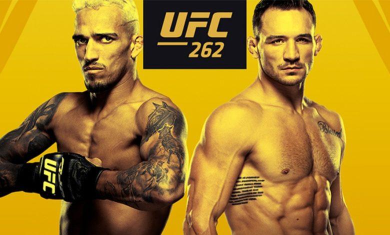 UFC 262: Oliveira vs. Chandler – gdzie i o której oglądać? Transmisja, stream online live, karta walk