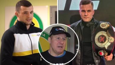 """Oleksiejczuk nie zamierza odpuścić zawodnikowi FAME MMA: """"Alan Kwieciński to zwykły cwaniaczek i go wyjaśnię na następnym FEN. Będzie wyjaśniony po mojej walce"""""""