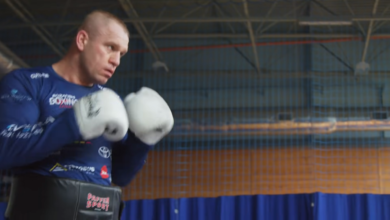 """Krzysztof Zimnoch o Łukaszu Różańskim: """"Sparowałem z nim. W ogóle nie potrafi boksować, ale mnie znokautował"""""""
