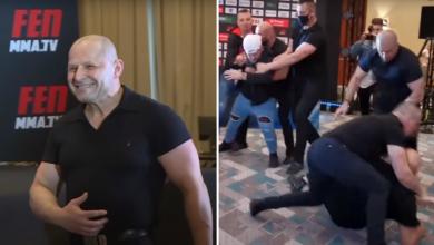 """Jacek Murański po awanturze na ważeniu: """"Jestem pod sprzętem, bo podobno jest zlecenie na mnie"""""""