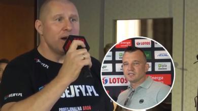 """Paweł Jóźwiak ostro o trenerze Oknińskim: """"Jestem zniesmaczony, oburzony, jestem wściekły. Miarka się przebrała"""""""