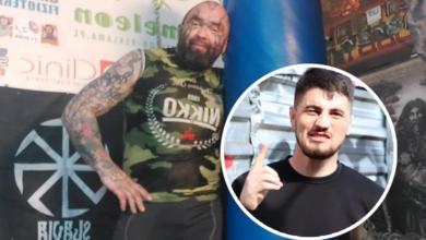 """Marcin Różalski z uznaniem o Don Kasjo: """"Jako baleciarz stoczył 5 rund po 3 minuty z zawodnikiem z krwi i kości"""""""