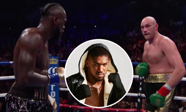 """Tyson Fury zawalczy z Wilderem! Anthony Joshua będzie musiał zmierzyć się z Usykiem: """"Zawiodłeś cały świat boksu, zawiodłeś kibiców, okłamałeś ich"""""""