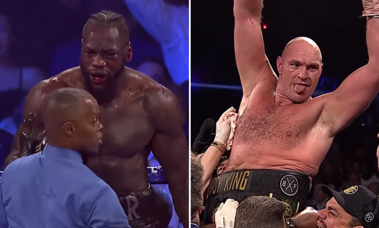 Znamy datę trzeciego pojedynku Fury vs Wilder! Joshua zmierzy się innym rywalem!