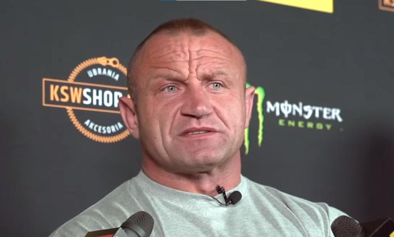 """Pudzianowski przed starciem z Jurasem: """"Troszeczkę obawiam się tej walki, dlatego, żebyśmy krzywdy sobie nie zrobili"""" [WIDEO]"""
