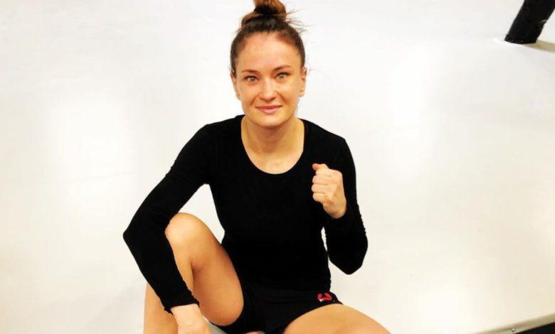 """Karolina Kowalkiewicz chce zaskoczyć w walce z Jessicą Penne: """"Jestem strasznie głodna treningu i jeszcze bardziej głodna walki"""""""