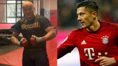 Artur Szpilka: Jestem szczęściarzem, że oglądam piłkę za czasów Roberta Lewandowskiego