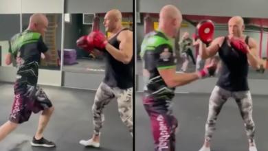 """""""Szczena"""" ostro trenuje przed VIP-MMA 2. Po wygranej chciałby zmierzyć się z Mariuszem Pudzianowskim [WIDEO]"""