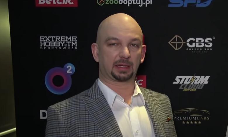 """Krzysztof Rozpara o konkurencyjnej organizacji freakowej: """"Marketing ma być oparty na pomówieniach. To się kwalifikuje pod kodeks karny"""""""