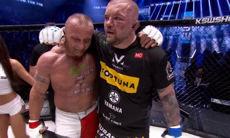"""Juras po starciu z Pudzianowskim: """"Przegrałem walkę, ale wygrałem coś zdecydowanie większego. Kocham ten sport"""""""