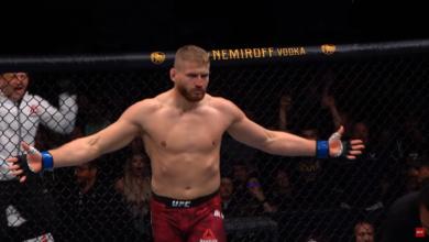 """Jan Błachowicz o kategorii półciężkiej w UFC: """"Jestem gotów na każde wyzwanie... Ale muszę ostrzec wszystkich, pasa nie oddam!"""""""