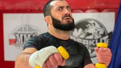 """Khalidov otwarty na walkę z Pudzianem: """"Gdyby to była freakowa walka, to bym odmówił. Pudzianowski jest 100 procentowym sportowcem"""""""
