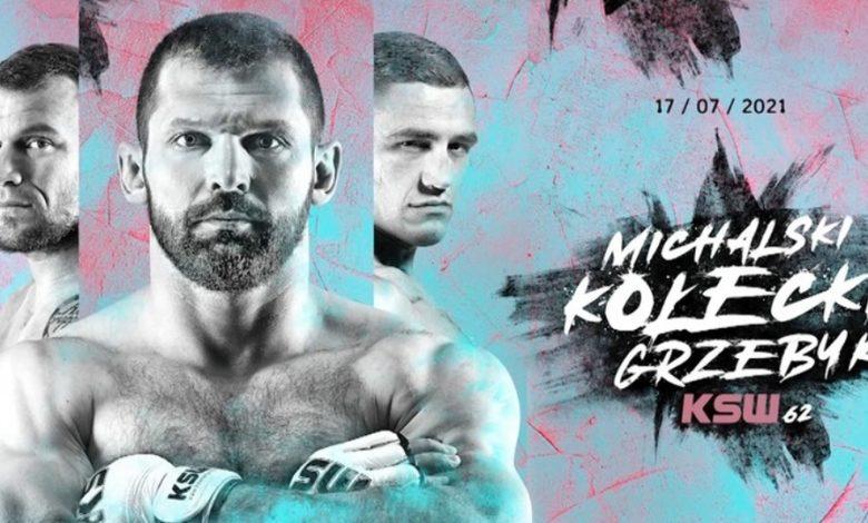 Wyniki i relacja na żywo gali KSW 62: Szymon Kołecki vs. Akop Szostak