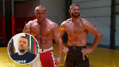 """Jan Błachowicz typuje pojedynek Juras vs Pudzianowski: """"To normalna walka. Wychodzi dwóch facetów i będą się bić"""""""