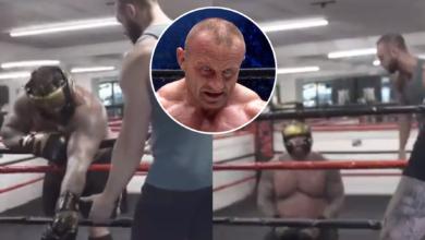 """(VIDEO) OFICJALNIE: Eddie Hall zerwał biceps. """"Góra"""" zawalczy z Pudzianowskim?"""