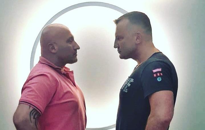 """Prezes organizacji FEN zmierzy się z Marcinem Najmanem! Pierwsze face to face przed walką: """"To będzie prawdziwa wojna. Uwielbiam wyzwania"""""""