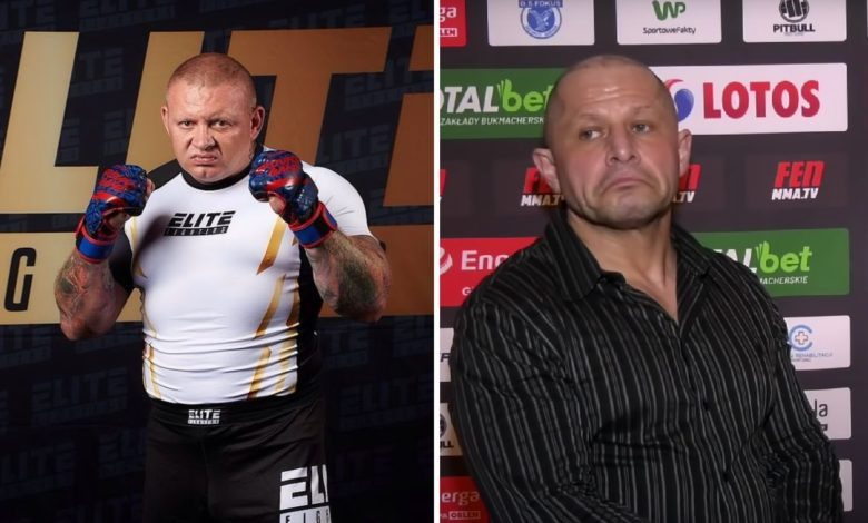 """Warszawski Dresik po wygranej z Mateuszem chce walczyć z Jackiem Murańskim: """"Może tego samego dnia, jak zakończę szybko walkę"""""""